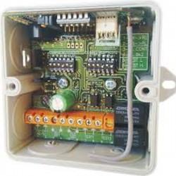 RCB 2U - Receptor universal con caja IP 65. 12/24 Vdc/ac