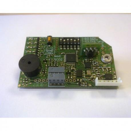 RCB 1 - Receptor enchufable e-band (Posibilidad 2048 usuarios e-code).