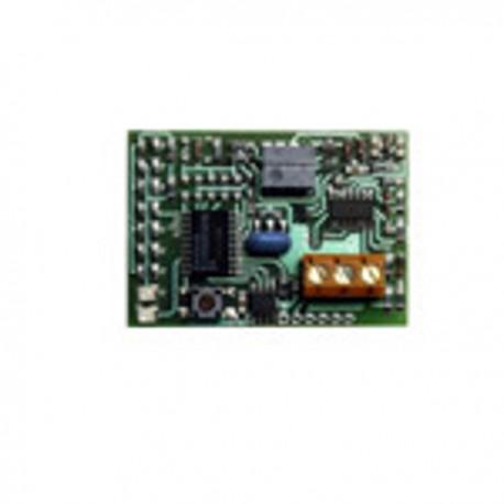TM2 BK - Tarjeta memoria 2048 usuarios e-code para RCB 2 U