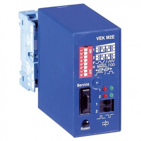 FG 2 - Detector bicanal 24 Vac