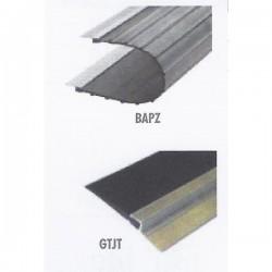 PFL BAPZ - Perfil de aluminio banda antipinzamiento. 2 m