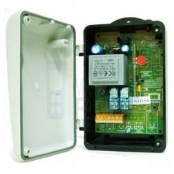 CLAS 10.1 - Cuadro de Control para puertas Correderas, Basculantes y Enrollables, de 1 hoja sin electrocerradura.