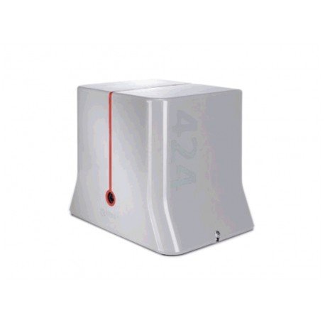 DOS424E - Accionador corredera de correa con cuadro incorporado 24 Vdc hasta 400 kg