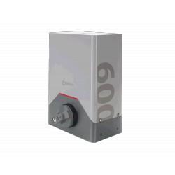 RIS1000EC - Accionador monofásico con cuadro incorporado y paro suave hasta 1000 kg