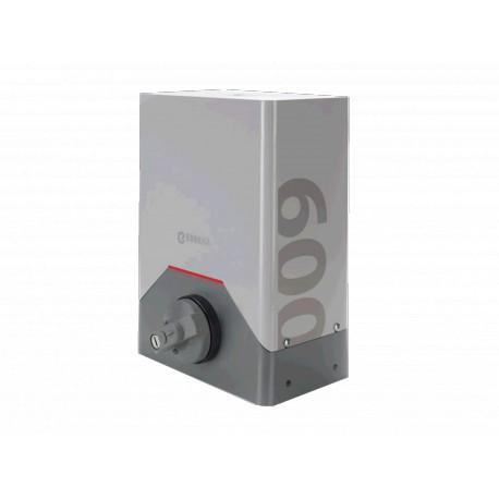 RIS600EC - Accionador monofásico con cuadro incorporado y paro suave hasta 600 kg