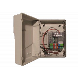 CLAS 115 - Cuadro de Control programable para una o dos cancelas.