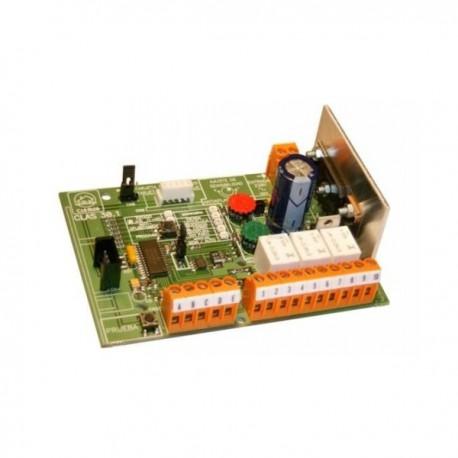 CLAS 1000 - Cuadro de Control para acionamientos de puertas Seccionales Residenciales a 24Vdc.