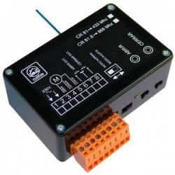 CR 81 - Cuadro de Control / Receptor MUTANcode 433 MHz para cierres enrollables y persianas domésticas. Uso Residencial.