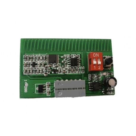 IRIN2S-250 - Receptor independiente 2 canales 433 MHz