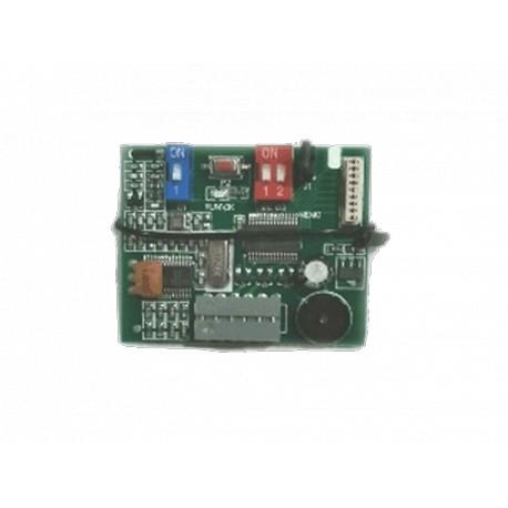 IRRE2-250 - Receptor enchufable 2 canales 250 códigos 433 MHz