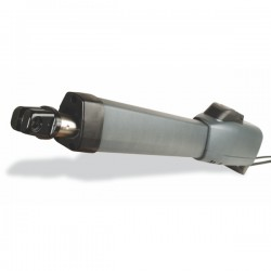 AA 300 FC - Accionamiento electromecánico para puerta abatible con vástago 300mm con final de carrera.