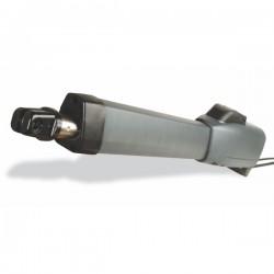 AA 400 B/FC - Accionamiento electromecánico para puerta abatible con vástago 400mm con bloqueo y final de carrera.