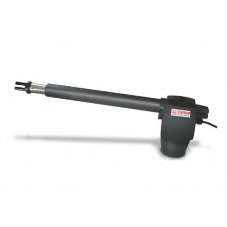 AA 30 I - Accionamiento electromecánico para puerta abatible con vástago 300mm con bloqueo. Izquierda.
