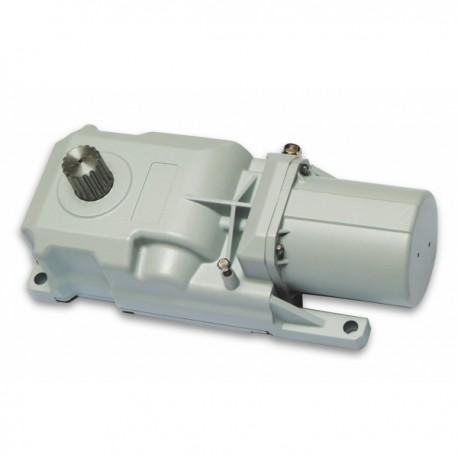AA 7501 B - Accionamiento electromecánico para puerta abatible enterrado con bloqueo