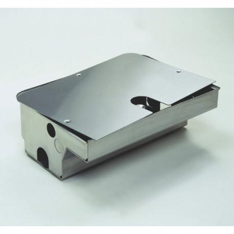 AA 7500 INOX - Caja inox. AA7500B