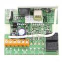 RNE 248 U - Receptor universal 12/24V 400 usuarios 433 y 868 MHz 2 canales