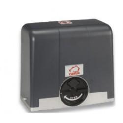 AC 862 C - Accionamiento para puerta corredera de hasta 800 Kg. Cuadro de control (mod. CLAS 62 C) y Encoder incorporados.
