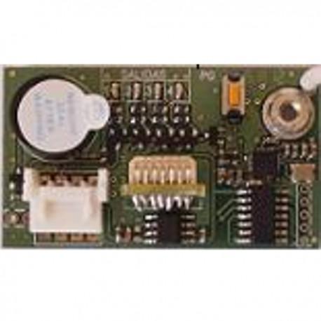 RNE 248 - Receptor enchufable 400 usuarios 433 y 868 MHz 2 canales