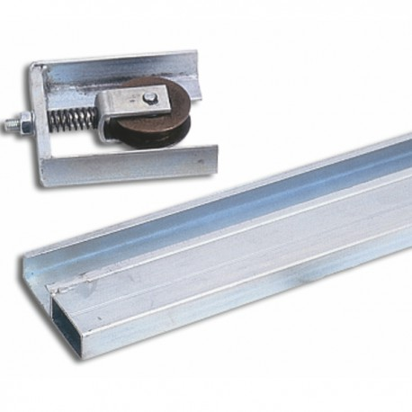 EA 283 - Guía 4 m con tensor para puerta basculante