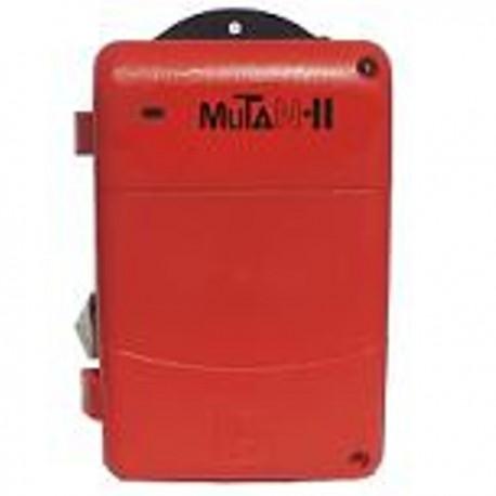 RN 42 - Receptor exterior 230 Vac 12/24Vdc/ac 400 usuarios 433 y 868 MHz 1 canal