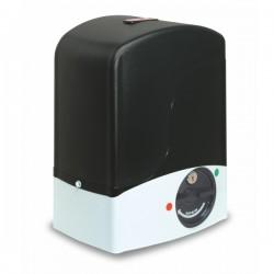 AC 50 C ENC - Accionamiento para puerta corredera de hasta 500 Kg. Cuadro de Control (mod. CLAS 382) y Encoder incorporado.