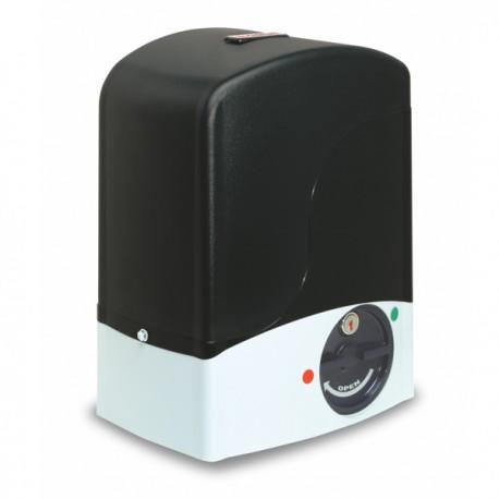 AC 80 C ENC - Accionamiento para puerta corredera de hasta 800 Kg. Cuadro de Control (mod. CLAS 382) y Encoder incorporado.