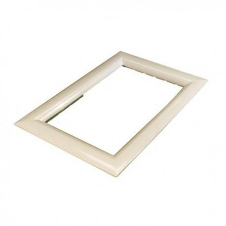 Ventana blanca o negra rectangular transparente 494 x 330