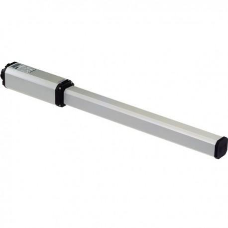 402 SBS - Actuador oleodinámico 230V para cancelas batientes de uso residencial con hoja simple de 3 m de longitud máxima