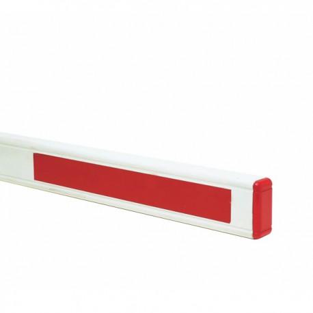 Barras rectangulares estándar 4.000 mm