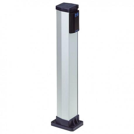 Columna baja de aluminio (Paq. de 2 pzas.)