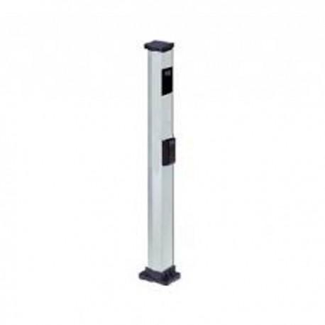 Columna alta doble de aluminio (Paq. de 2 pzas.)