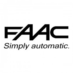 Tarjeta de proximidad FAAC numerada sin banda magnética (mín. 10 unid.)