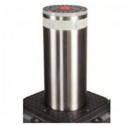 J275 F 800 INOX - Bolardo de tráfico fijo (800mm)