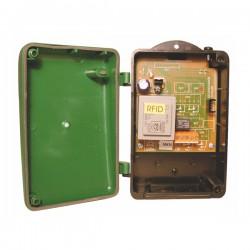 RV 42 - Receptor exterior 2 canales. 433 MHz. 230 Vac. 12/24V dc/ac. MASTERcode.