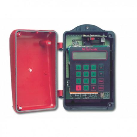 RST 232 - Control de accesos RF/RFID con gestión en tiempo real a través de software (incluido) y conexión a PC. 433 MHz.