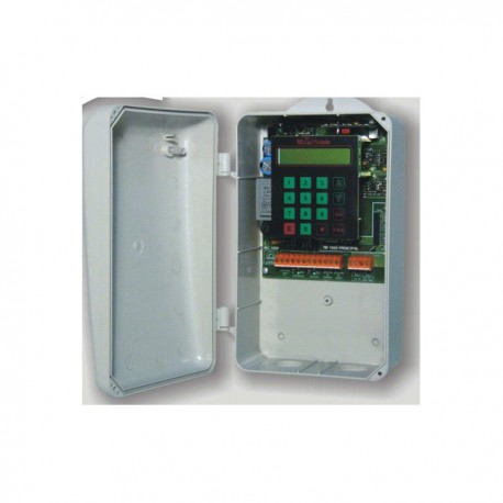 MC 1500 - Control de accesos RF/RFID 1.500 usuarios 433 Mhz