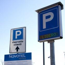 SISTEMA PARAGON parking system