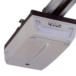 D1000 - Accionamiento de techo 1000N. Cuadro de Control incorporado.