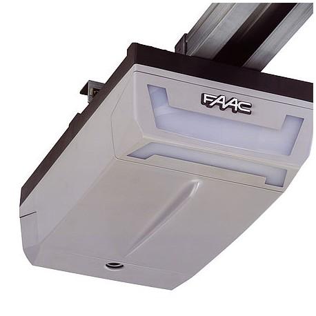 AS 60 - Accionamiento de techo 600N. Cuadro de Control incorporado.